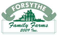 Forsythe Family Farms Retina Logo